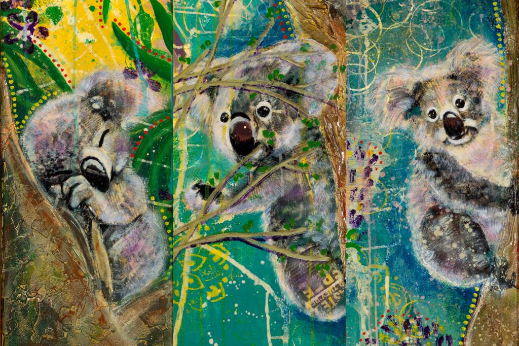 Koala Paintings Thumbnail