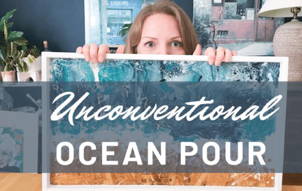 Unconventional Ocean Pour