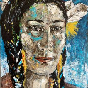 Sedona original painting
