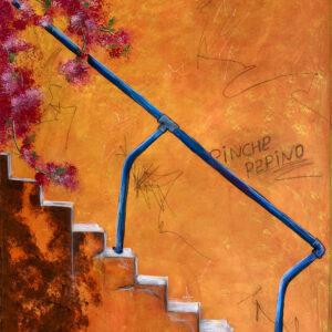 Pinche Pepino painting