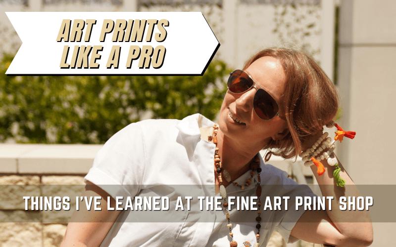 Art Prints Like a Pro on IGTV